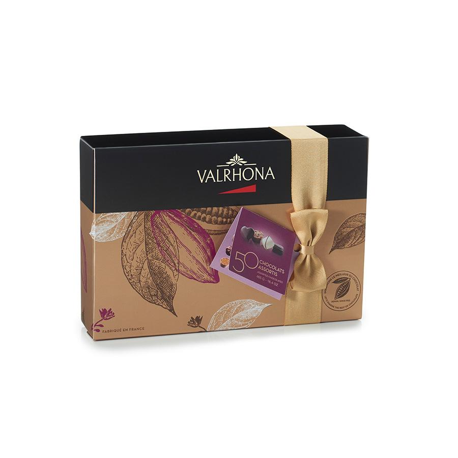 BALLOTIN OF 50 ASSORTED CHOCOLATES