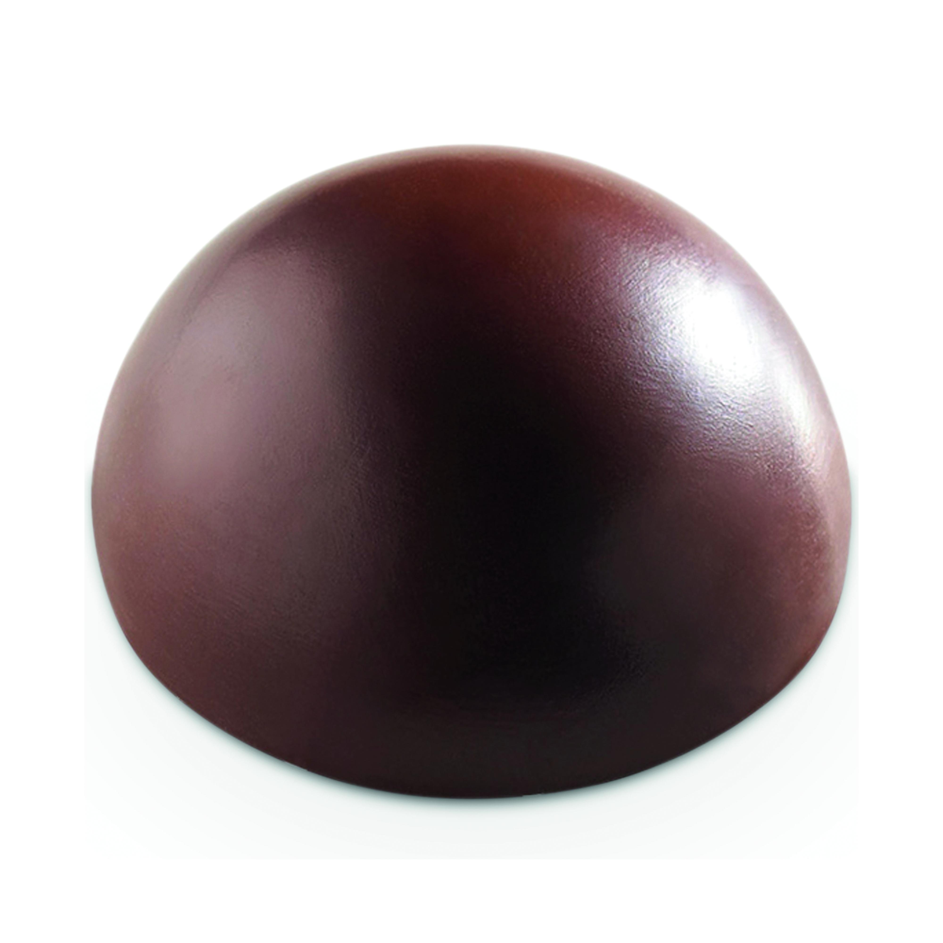 'Demi-sphère' chocolate bonbon mold