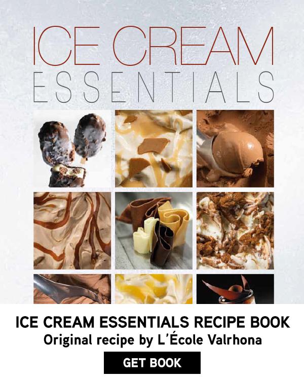 ice cream essentals recipe book