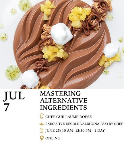 Mastering Alternative Ingredients: Vegan, Dairy-Free and Gluten-Free Desserts