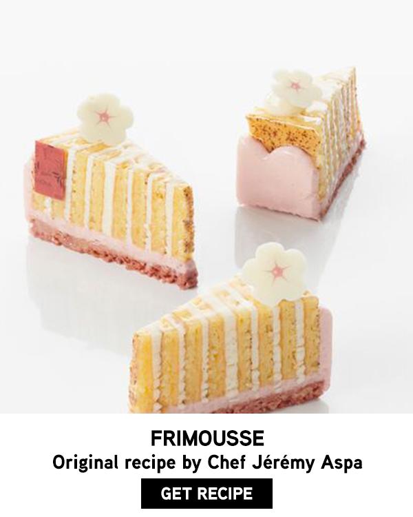 Strawberry Inspiration Cake recipe