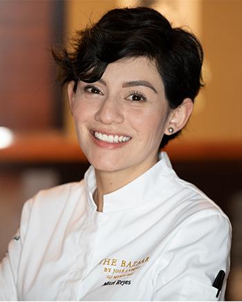 Chef Mitzi Reyes