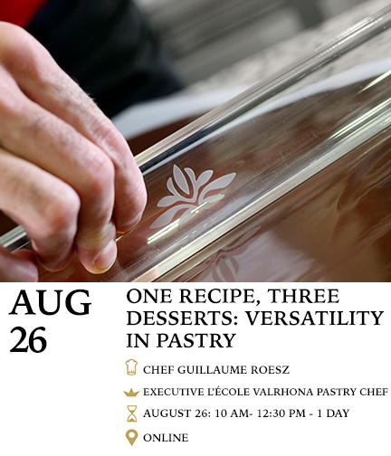 One Recipe, Three Desserts: Versatility in Pastry