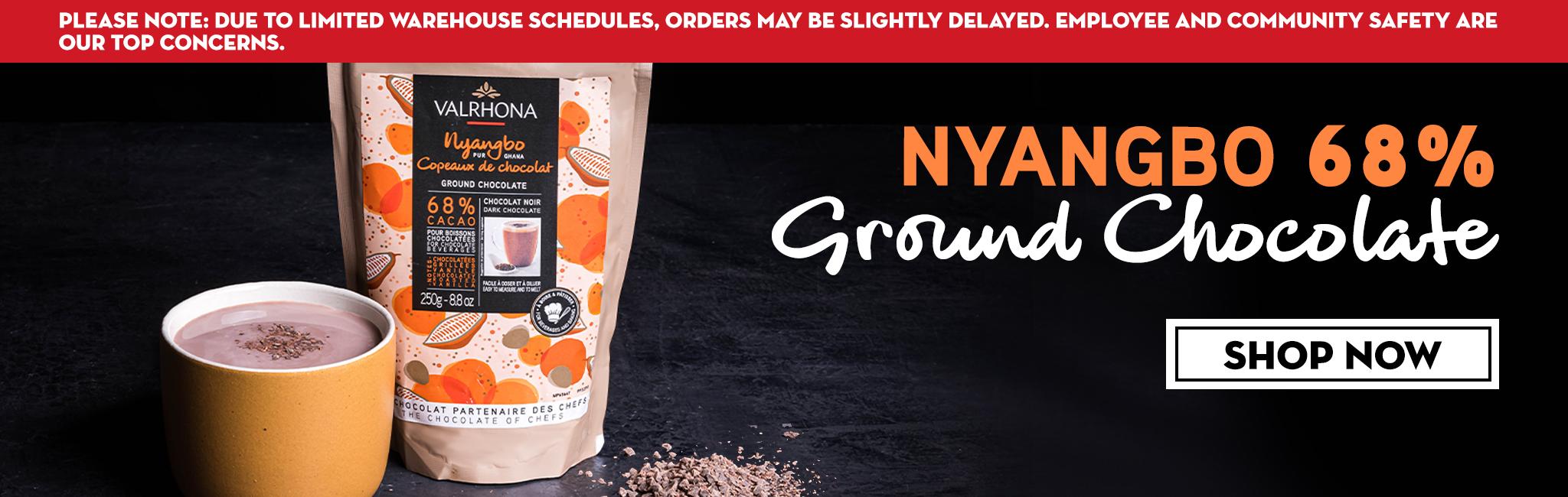 SHOP NYANGBO GROUND CHOCOLATE