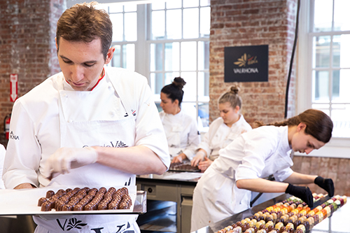L'École Valrhona Brooklyn is all about special moments!