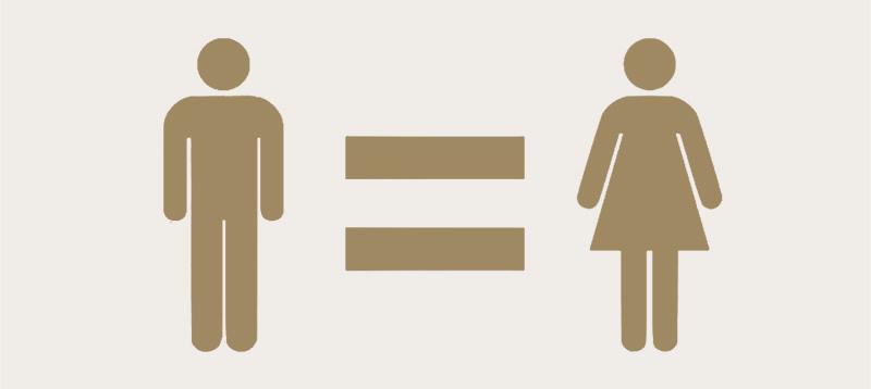 equality men women