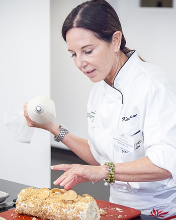 Chef Karen Krasne