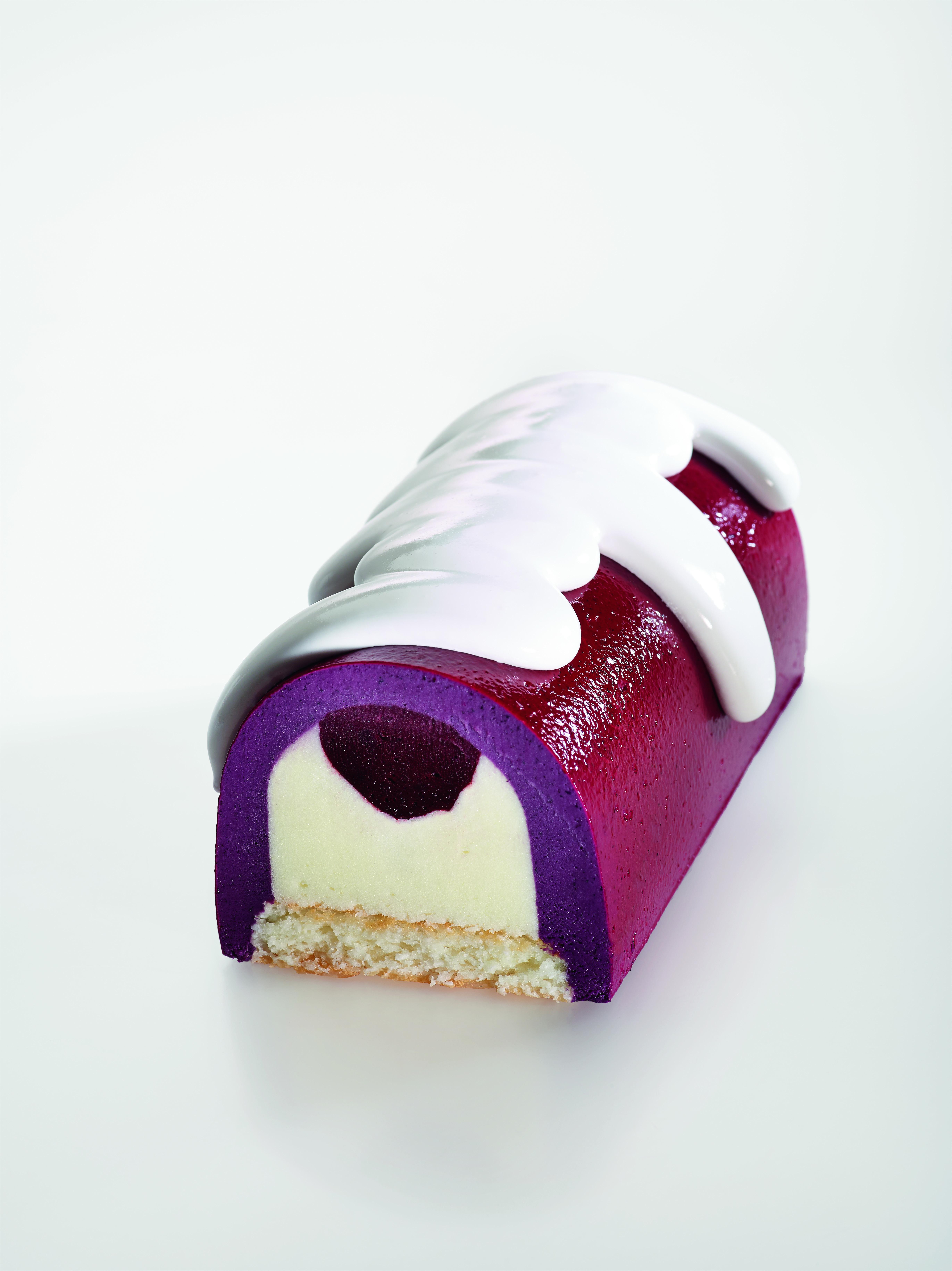 'U' log cake mold (5 cm)