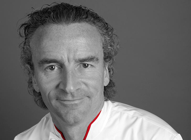Chef Yann Duytsche