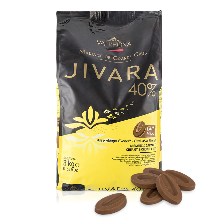 Jivara 40% - Mezcla de Grands Crus