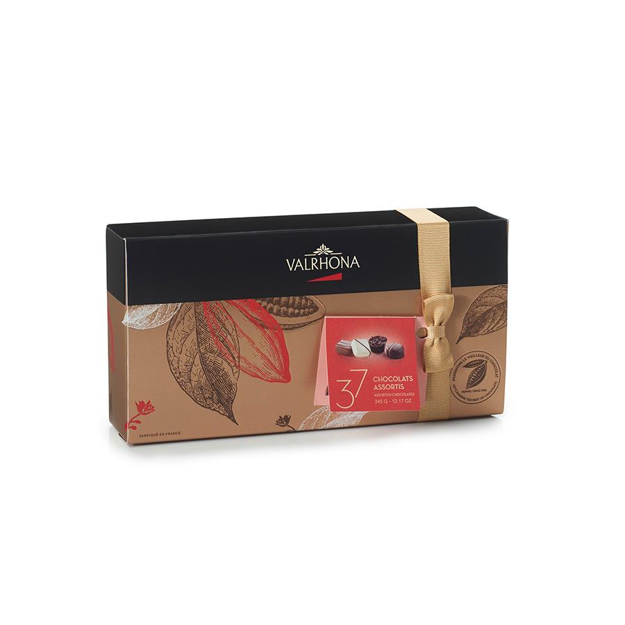 BALLOTIN DE 37 CHOCOLATS ASSORTIS
