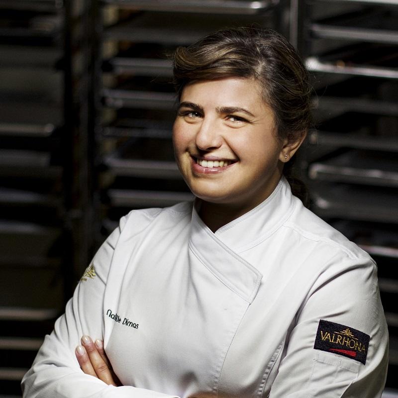 Valrhona.com - Chef's Portrait - Nathalie Dimas
