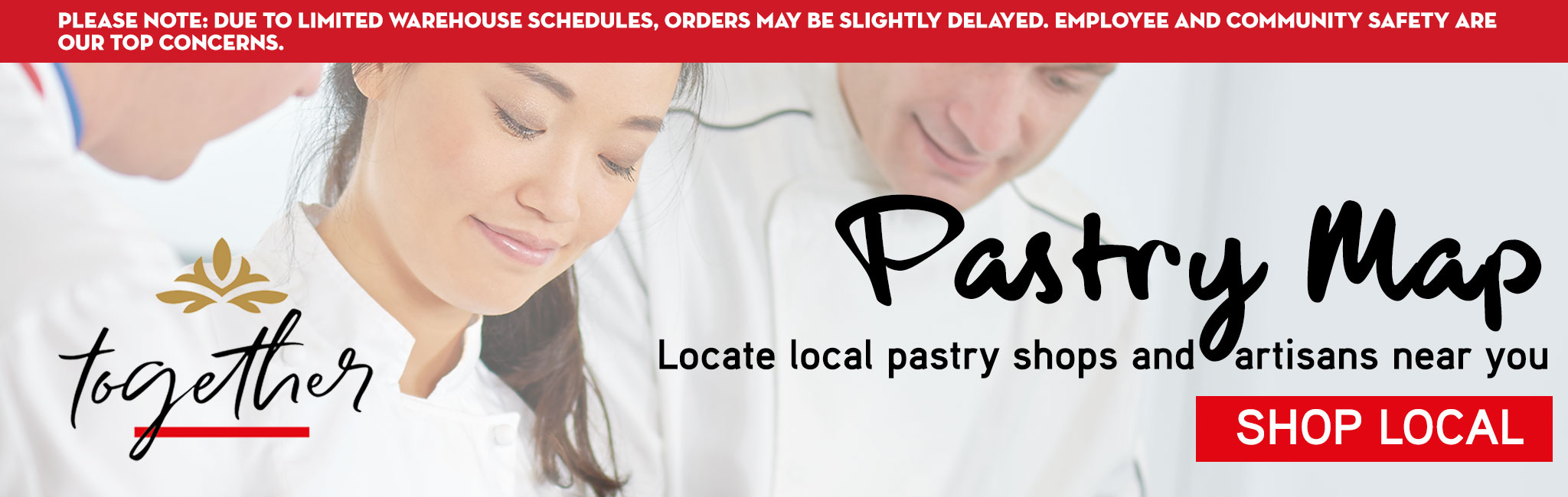 PASTRY MAP